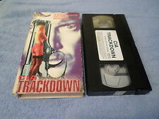 C.I.A. Trackdown (VHS, 1995) - JIM METZLER / CLAIRE FORLANI