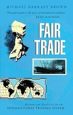 Fair Trade: Reform and Realities in the International Trading System-ExLibrary
