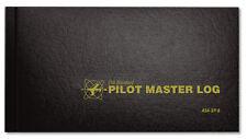 NEW ASA Standard Pilot Master Log   ASA-SP-6   Pilot Logbook