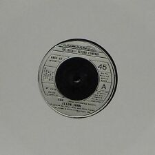 "ELTON JOHN 'EGO' UK 7"" SINGLE #2"