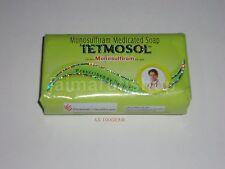 4x TETMOSOL Soap Monosulfiram Medicated skin infection Eczema Itch TFM 75% 100g