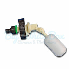 Caravan mains water adaptor valve for use with Aquaroll / Roly Poly / Aquarius