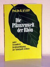 R. Knapp: Die Pflanzenwelt der Rhön.