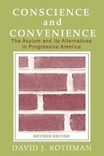 New Lines in Criminology: Conscience and Convenience : The Asylum and Its...