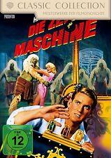 Die Zeitmaschine - Rod Taylor - DVD - OVP - NEU