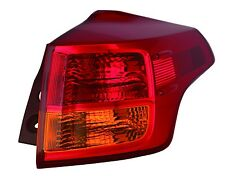Passenger Right Tail Light On Body for USA built 2013 2014 TOYOTA RAV4 Priority