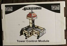4Ground 28S-JES-106 Jesserai 28mm Sci-Fi Tower Control Module Building Terrain