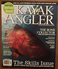 Kayak Angler The Bone Collector Summer Gear Red Drum Fall 2015 FREE SHIPPING!