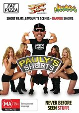 Pauly's Shorts (DVD) NEVER BEFORE SEEN STUFF!! + BANNED SHOWS BRAND NEW comedy!