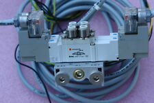 SMC SY5420-5YO-C6F-Q Double Double solenoid valves with manifold