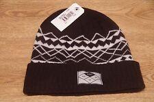 GLOBE MAKALU Beanie in Black - Casual Hats - Ski Hat - Snowboard