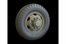PANZER ART RE35-372 1/35 White 666 Road Wheels (Goodyear)