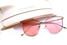 Authentic Gentle Monster Type 2 02(P) sunglasses red tint lenses