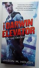 NEW SIGNED  The Darwin Elevator JASON M. HOUGH  Paperback