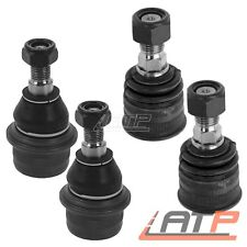 4x BALL JOINT SUSPENSION FRONT AXLE LH RH MERCEDES BENZ E-CLASS W211 S211