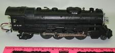 Lionel #3158 Santa Fe Mikado Steam Locomotive 2-8-2