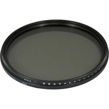 58mm Neutral Density Variable Fader NDX Filter ND2 to ND1000 Canon T5 T3 T6 7D