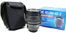 Helios-40-2 85 mm f/1.5 MC Lens for Canon EOS with focusing chip.Brand new