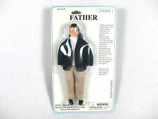 NEW NIP Town Square Miniatures Dollhouse Father Doll 1:12 Scale