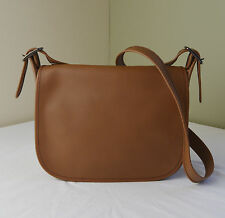 Coach 55298 Saddle Glove Tanned Leather Saddle Crossbody Bag