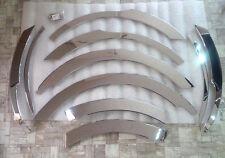 Chrome Fender Trim Wheel molding  12 piece 1 Set  For 07 08 09 Hyundai Santa Fe
