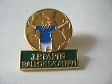 PINS FOOTBALL *JEAN PIERRE PAPIN / BALLON D'OR 1991*
