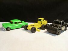 Lot of 3 Toy Vehicles with Tonka Road Scraper