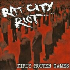 Rat City Riot - Dirty Rotten Games  CD Neuware
