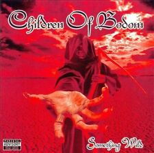 Something Wild [Alternate Bonus Tracks] [PA] by Children of Bodom (CD,...