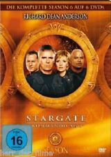 STARGATE SG-1 SEASON 6  Box-Set (6 DVDs) NEU+OVP
