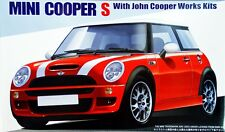 Fujimi RS-43 Mini Cooper S JCW 1/24 Scale Kit