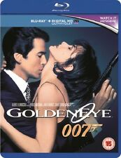 Goldeneye - Blu-Ray + Ultraviolet Download - Special Edition - Martin Campbell