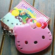 Hello Kitty Style Sandwich Maker Bread Mold Cutter Cookie Biscuit Cutter