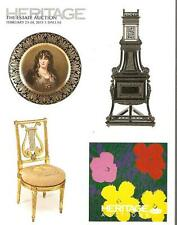 Heritage Fine Antique & Estate Sale Dallas Auction Catalog 2013