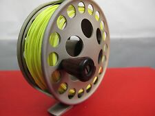 Lamson Litespeed LS2 Fly Reel 5-6 Weight with Backing & Fly Line Waterworks