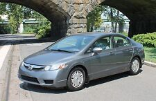 Honda : Civic 4dr Sdn