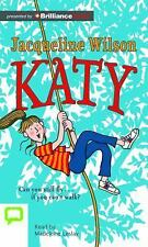Katy by Jacqueline Wilson (2015, CD, Unabridged)