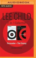 Lee Child - Jack Reacher Collection: Book 7 & Book 8  : Persuader, the Enemy NEW