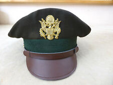 Gr.57 US Air Force WW2 Crusher cap / VISOR CAP / Schirmmütze USAAF Officer 7 1/8