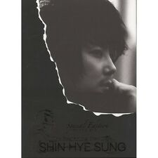 SHIN HYE SUNG 2nd Album THE BEGINNING, NEW DAYS Repackage Brand NEW Rereleased