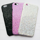 Sparkle Glitter For iPhone 4 4S 5 5S 6 Clip-on Hard Snap Cover Phone Case Diy