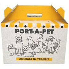 Bob Martin Port-a-Pet Cardboard Pet Carrier Large