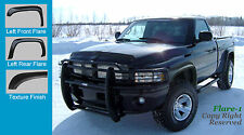 FENDER FLARES EXTENSION Style DODGE RAM 94-01 1500; 94-02 2500/3500 TEXTURED