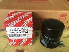 Toyota OEM Replacement Oil Filter 90915-YZZA2