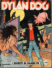 DYLAN DOG=N°64 1/1992=I SEGRETI DI RAMBLYN