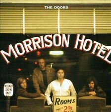 THE DOORS Morrison Hotel HYBRID MULTICHANNEL SACD Analogue Productions NEW