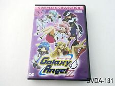 Galaxy Angel Z - Complete Collection (DVD, 2006, 3-Disc Set) US Seller
