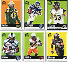 2015 UD CFL OPC O PEE CHEE RETRO # 50 MICHAEL PINBALL CLEMONS * WILLIAM & MARY