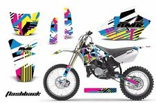 Yamaha Graphic Kit AMR Racing Bike Decal YZ85 Decal MX Parts 2002-2014 FLASHBACK