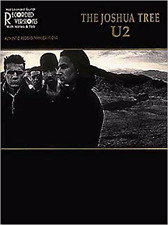 U2 The Joshua Tree Guitar TAB Book Tablature Songbook Song Sheet Music
